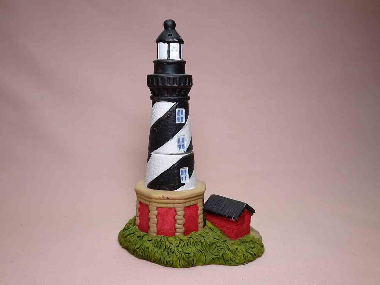 Cape Shore lighthouse salt and pepper shakers