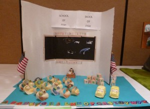 Small Display 3rd Place