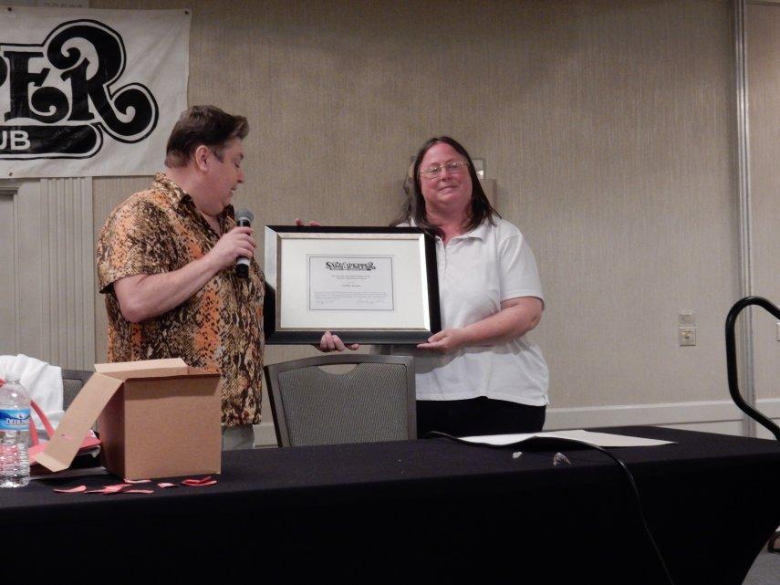 Convention 2015 Lifetime Achievement Award