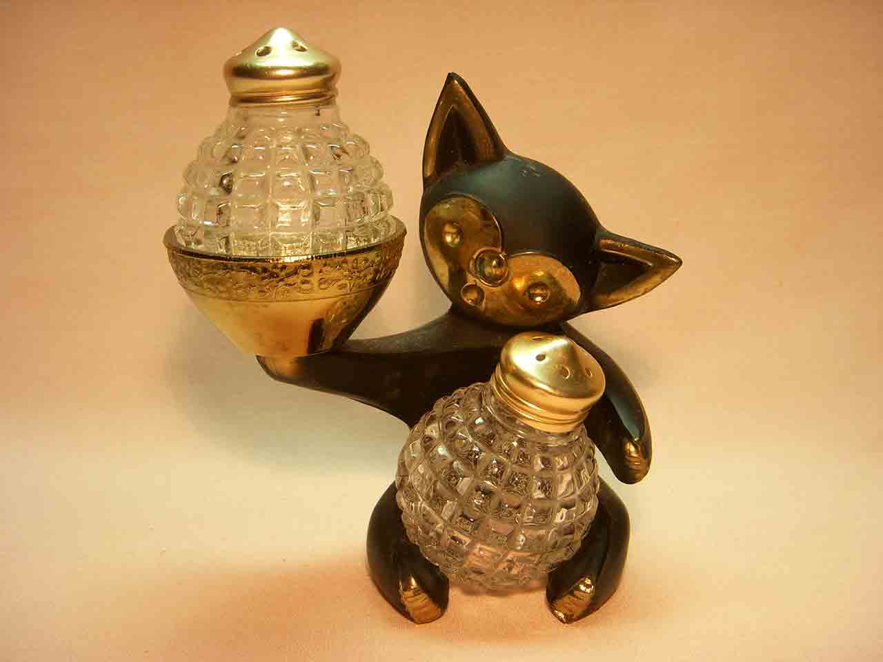 Cat Salt And Pepper Shakers For Sale